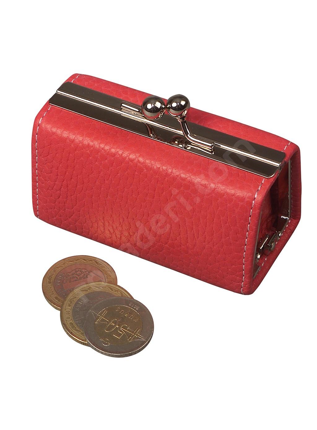 bozuk para cuzdani 4017 kırmızı