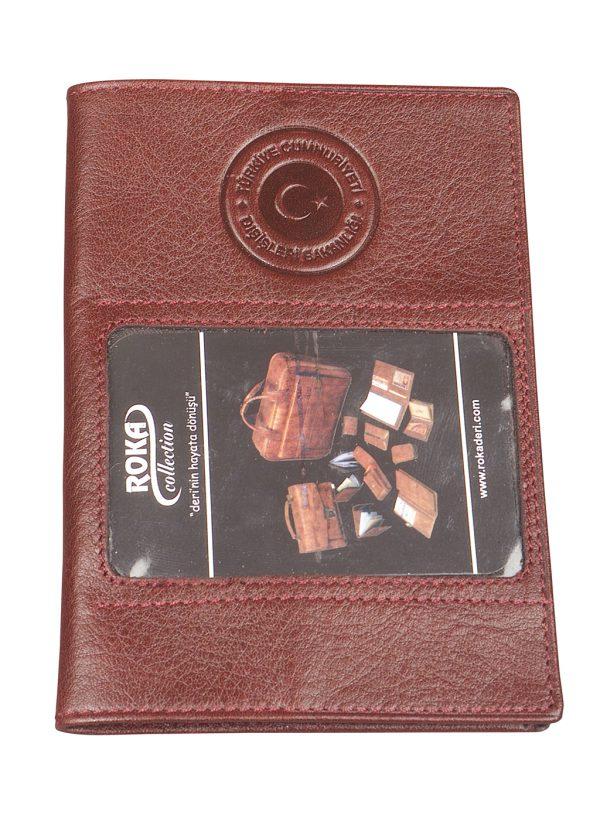 Pasaportluk P01 Kahverengi