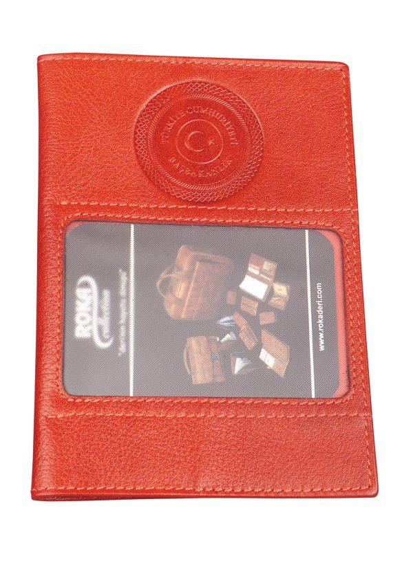 Pasaportluk P01 Kırmızı