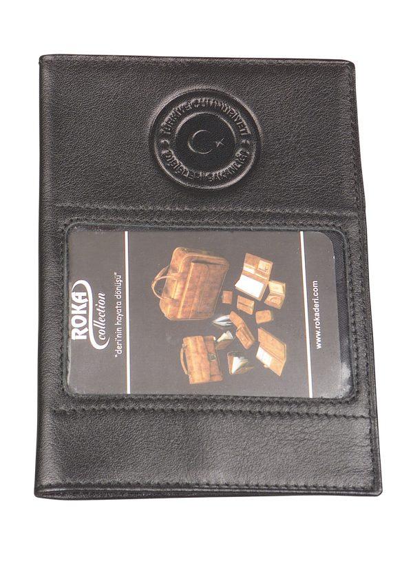 Pasaportluk P01 Siyah