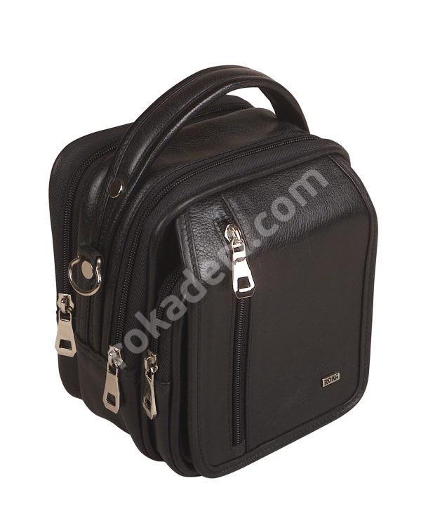 siyah portföy çanta 023