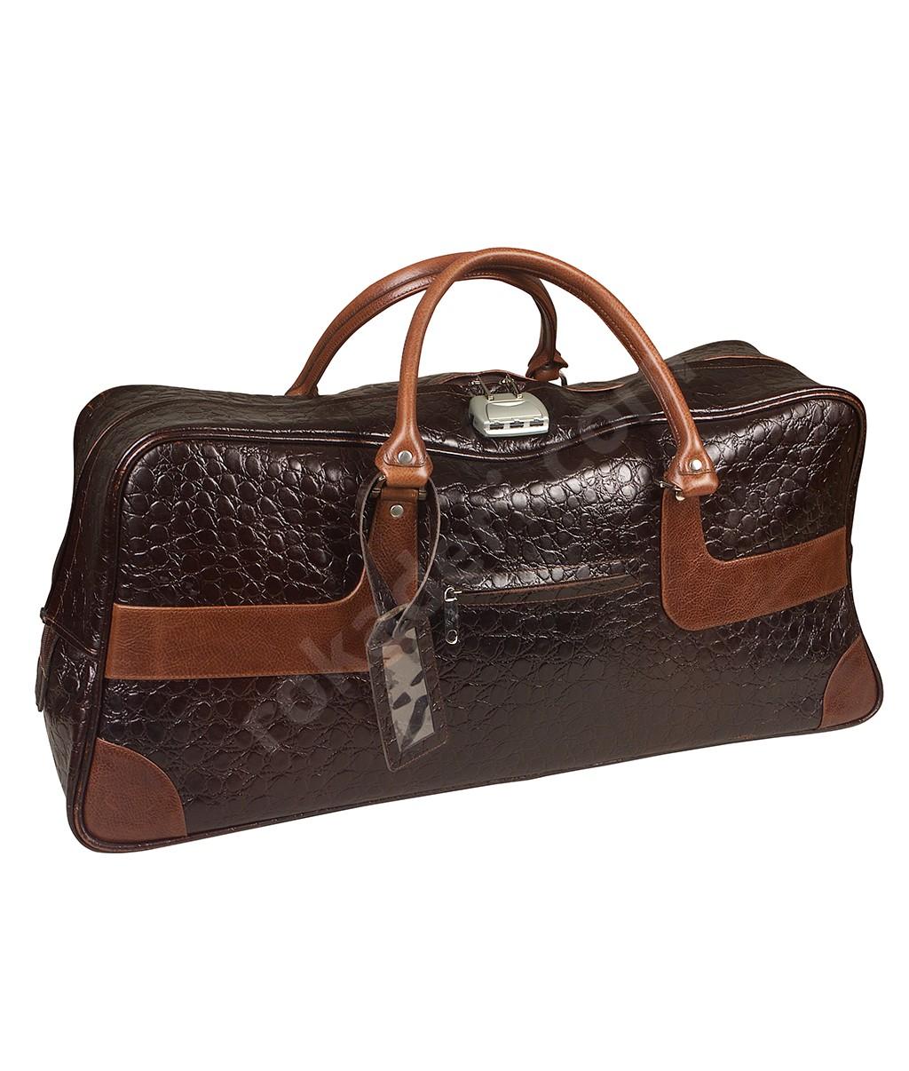 kahverengi seyahat çantası 1532